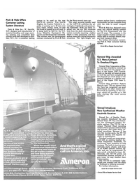 Maritime Reporter Magazine, page 58,  Nov 1984