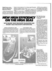 Maritime Reporter Magazine, page 60,  Nov 1984 Louisiana