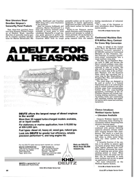 Maritime Reporter Magazine, page 64,  Nov 1984 Monroe