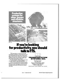 Maritime Reporter Magazine, page 66,  Nov 1984 paint lines