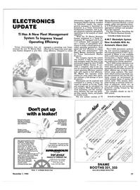 Maritime Reporter Magazine, page 73,  Nov 1984 steel