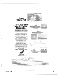 Maritime Reporter Magazine, page 75,  Nov 1984 U.S. Maritime Commission
