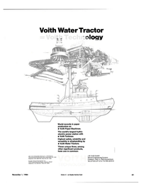 Maritime Reporter Magazine, page 77,  Nov 1984 United States