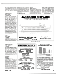 Maritime Reporter Magazine, page 81,  Nov 1984 radiation