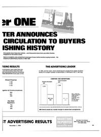 Maritime Reporter Magazine, page 89,  Nov 1984 media buyers