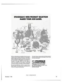 Maritime Reporter Magazine, page 93,  Nov 1984