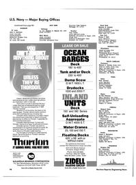 Maritime Reporter Magazine, page 94,  Nov 1984 Texas
