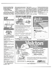 Maritime Reporter Magazine, page 95,  Nov 1984 Don Carver