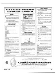 Maritime Reporter Magazine, page 97,  Nov 1984 HP440