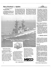 Maritime Reporter Magazine, page 16,  Nov 15, 1984 New Jersey