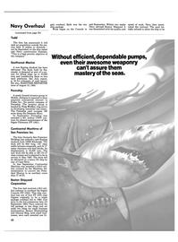 Maritime Reporter Magazine, page 18,  Nov 15, 1984 Boston Shipyard