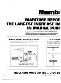 Maritime Reporter Magazine, page 20,  Nov 15, 1984 tim buyers