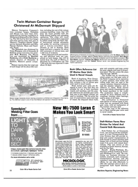 Maritime Reporter Magazine, page 28,  Nov 15, 1984 Connecticut