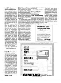 Maritime Reporter Magazine, page 29,  Nov 15, 1984 North Carolina