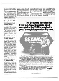 Maritime Reporter Magazine, page 3,  Nov 15, 1984 North Dakota
