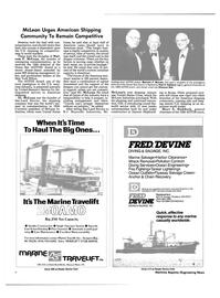 Maritime Reporter Magazine, page 4,  Nov 15, 1984 Virginia