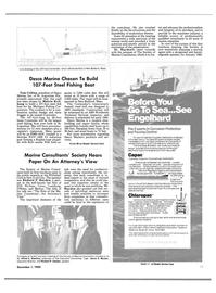 Maritime Reporter Magazine, page 9,  Dec 1984 James C. Musser
