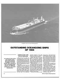 Maritime Reporter Magazine, page 10,  Dec 1984