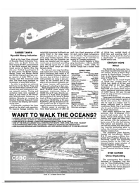 Maritime Reporter Magazine, page 20,  Dec 1984 Swedish Maritime Research Center
