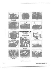 Maritime Reporter Magazine, page 22,  Dec 1984 large machine shop services