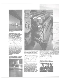 Maritime Reporter Magazine, page 26,  Dec 1984 main engine oil