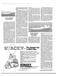 Maritime Reporter Magazine, page 36,  Dec 1984 Sultan Mahmud Badaruddin II