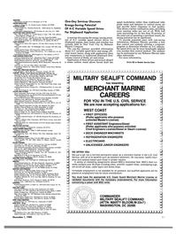 Maritime Reporter Magazine, page 49,  Dec 1984