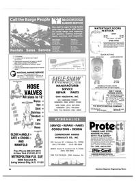 Maritime Reporter Magazine, page 52,  Dec 1984 Louisiana