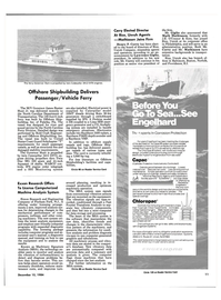 Maritime Reporter Magazine, page 9,  Dec 15, 1984 Florida