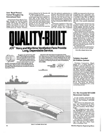 Maritime Reporter Magazine, page 10,  Dec 15, 1984 Virginia