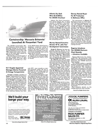 Maritime Reporter Magazine, page 12,  Dec 15, 1984 Delaware