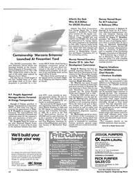 Maritime Reporter Magazine, page 12,  Dec 15, 1984