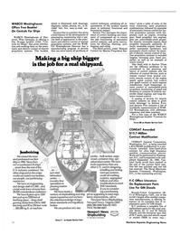 Maritime Reporter Magazine, page 14,  Dec 15, 1984 Virginia