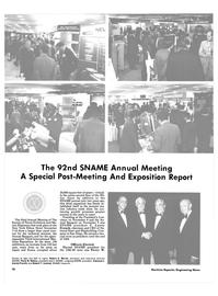 Maritime Reporter Magazine, page 16,  Dec 15, 1984