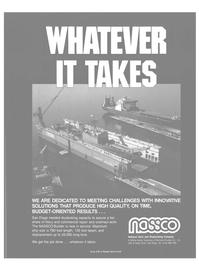 Maritime Reporter Magazine, page 25,  Dec 15, 1984 Shipbuilding Company