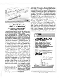 Maritime Reporter Magazine, page 33,  Dec 15, 1984 Oregon