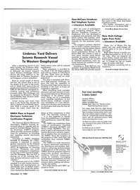 Maritime Reporter Magazine, page 5,  Dec 15, 1984 New Jersey