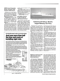 Maritime Reporter Magazine, page 6,  Dec 15, 1984 New Jersey