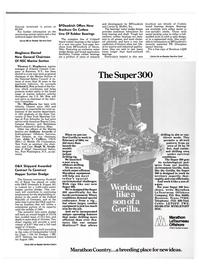 Maritime Reporter Magazine, page 7,  Dec 15, 1984 Texas