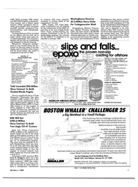 Maritime Reporter Magazine, page 13,  Jan 1985 Maine
