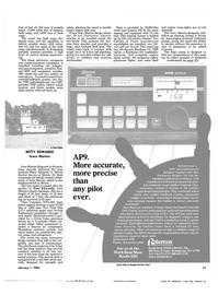 Maritime Reporter Magazine, page 19,  Jan 1985