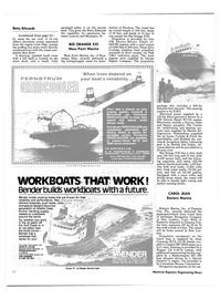Maritime Reporter Magazine, page 22,  Jan 1985