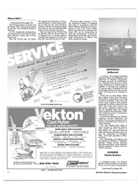 Maritime Reporter Magazine, page 24,  Jan 1985 Mississippi