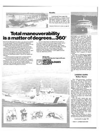 Maritime Reporter Magazine, page 26,  Jan 1985