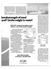 Maritime Reporter Magazine, page 33,  Jan 1985