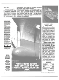 Maritime Reporter Magazine, page 36,  Jan 1985 Suppliers Main
