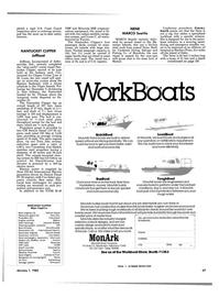 Maritime Reporter Magazine, page 39,  Jan 1985