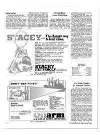 Maritime Reporter Magazine, page 42,  Jan 1985