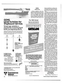 Maritime Reporter Magazine, page 44,  Jan 1985