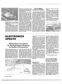 Maritime Reporter Magazine, page 47,  Jan 1985